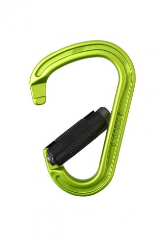 Карабин «Titanium» с байонетной муфтой keylock - Зеленый