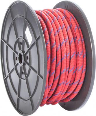 Веревка статическая «ПрофиСтатик 10» Ø 10мм - 50м, Красный