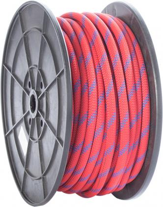 Веревка статическая «ПрофиСтатик 11» Ø 11мм - 50м, Красный