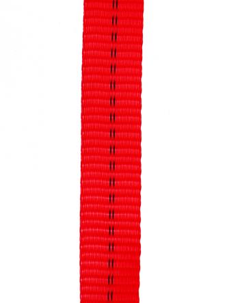 Строп ленточный одинарный регулируемый с амортизатором «аА12р»