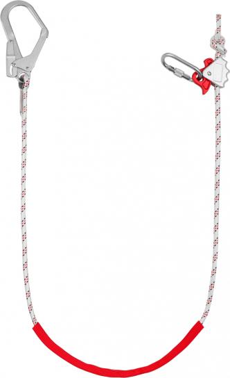 Строп веревочный одинарный с регулятором длины ползункового типа «В12у» - 2м