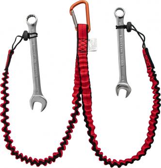 Стропа эластичная двойная для крепления инструмента (до 25 кг)
