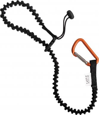 """Стропа эластичная регулируемая для крепления инструмента (до 10 кг) с карабином """"Мини"""""""