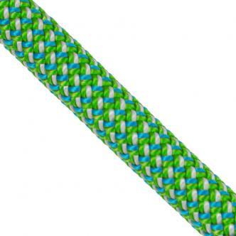 Веревка динамическая «Fly» - 50м, Зеленый