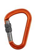 Карабин «Titanium» с муфтой keylock - Оранжевый