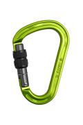 Карабин «Titanium» с муфтой keylock - Зеленый