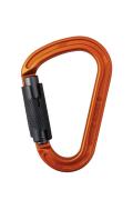 Карабин «Titanium» с байонетной муфтой keylock - Оранжевый