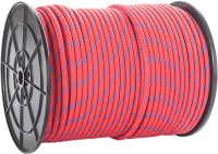 Веревка статическая «ПрофиСтатик 10» Ø 10мм - 200м, Красный