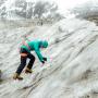 Передвижение по снежно-ледовому рельефу